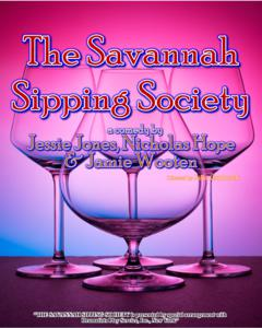 PLAIN Savannah Sipping Poster - 240x300